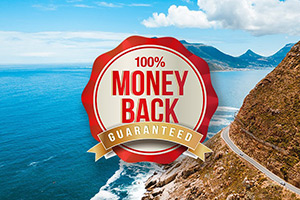Cape Town Money Back Guarantee