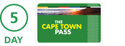 5 Day Cape Town Pass