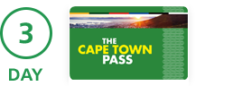 3 Day Cape Town Pass