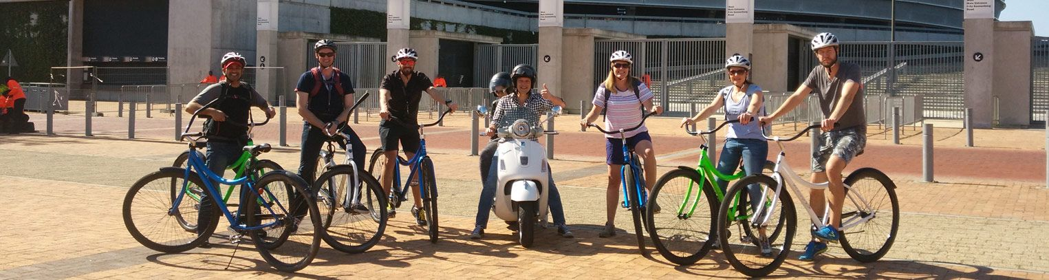Cycle Tour - Discover Cape Town