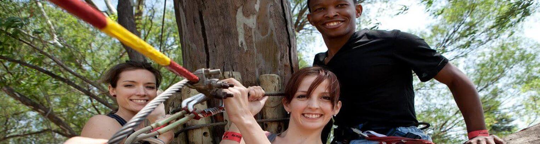 Acrobranch Adventure Park - Stellenbosch