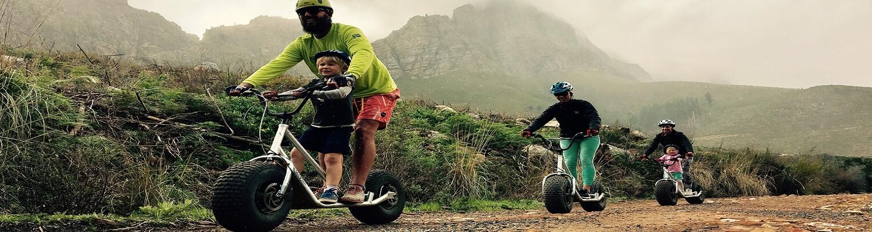 Scootours - Stellenbosch