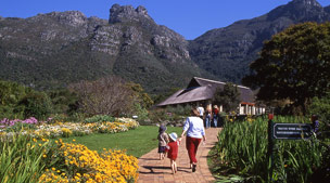 Kirstenbosch National botanical Garden